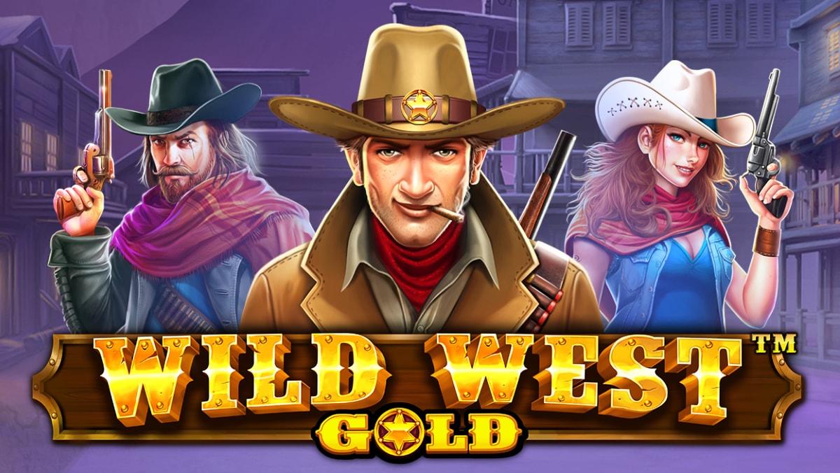Wild West Gold Free Online Slot Game Pragmatic Play Banner