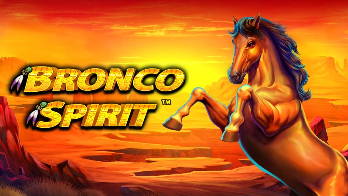 Bronco Spirit Free Online Slot Games Pragmatic Play Banner