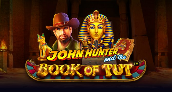 john hunter and the book of tut-banner