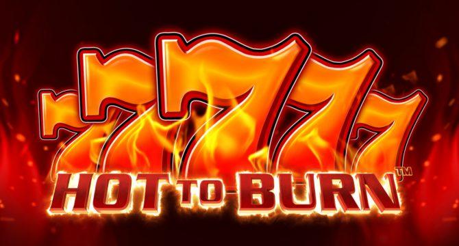 Hot to Burn Free Online Slot Games Pragmatic Play Banner