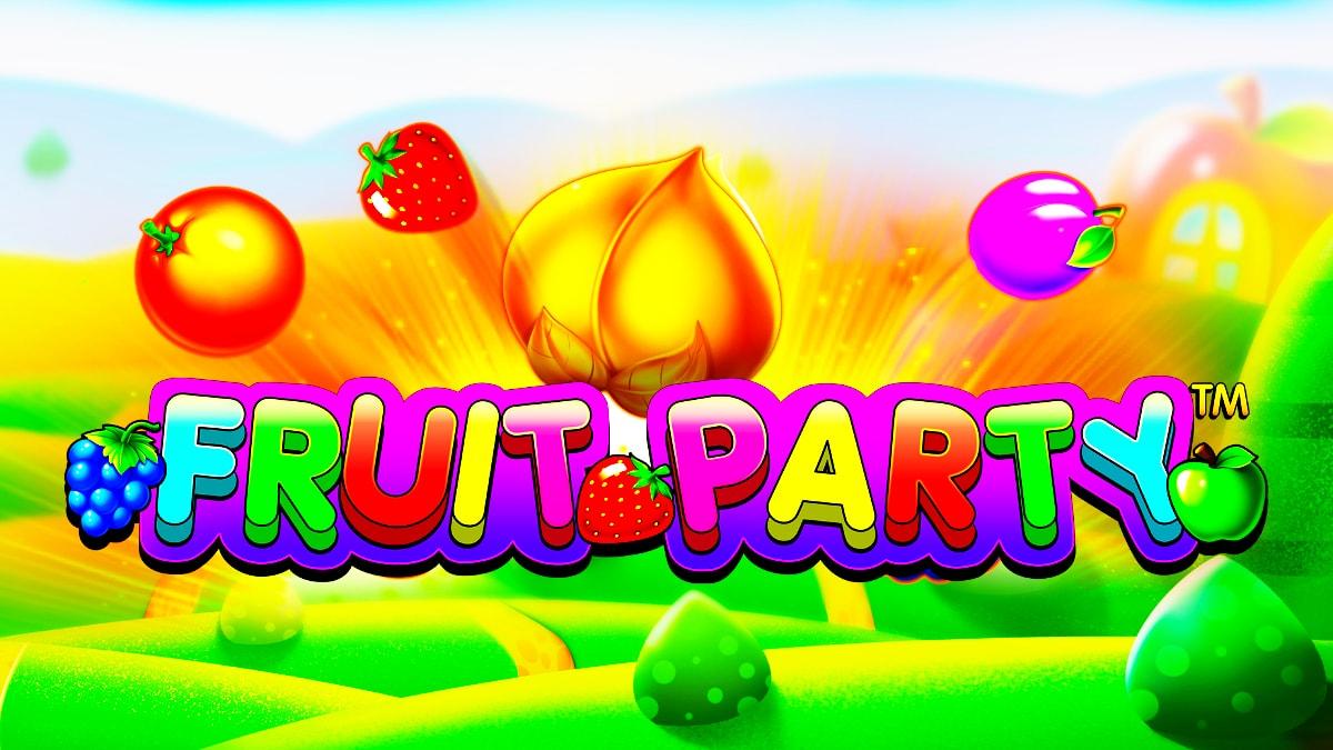 Fruit Party Free Online Slot Game Pragmatic Play Banner
