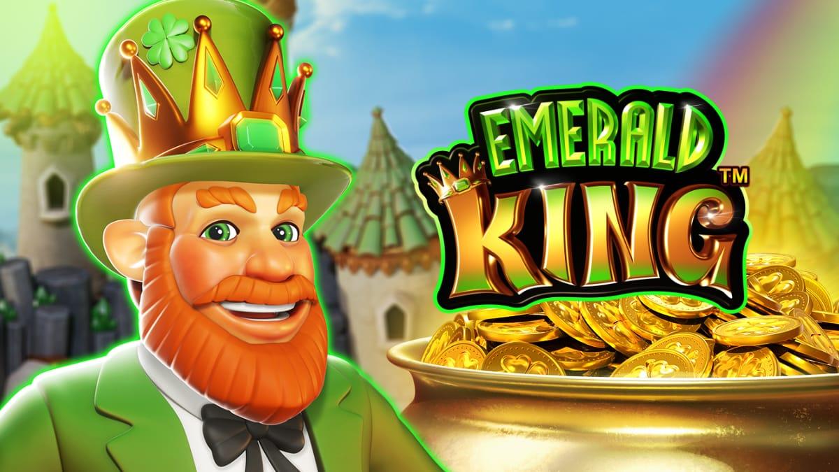 Emerald King Video Slot