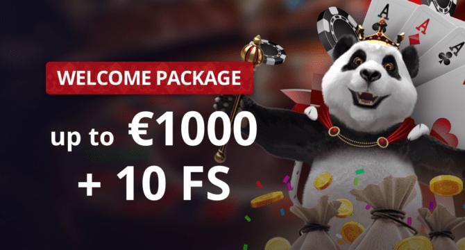 Royal Panda Online Casino Play Real Slot Games For Money
