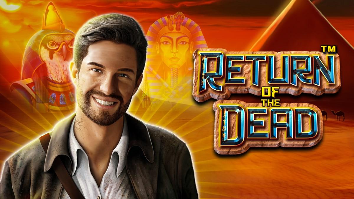 Return Of The Dead video slot