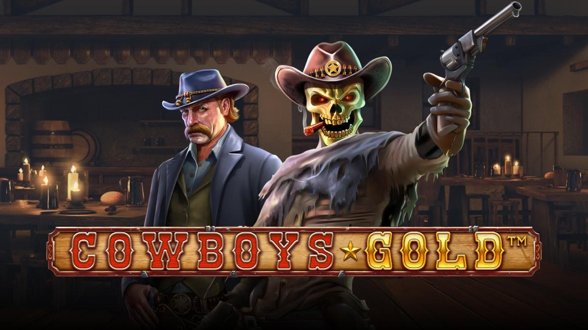 Cowboys Gold Video Slot game