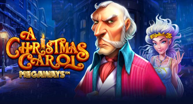Christmas Carol Megaways Video Slot Article Banner