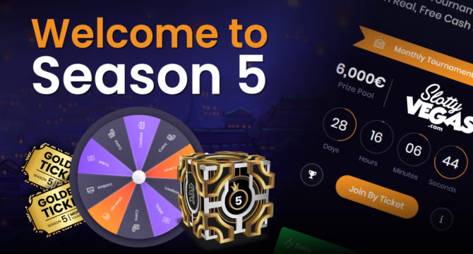 Season 5 Launch Social Tournaments