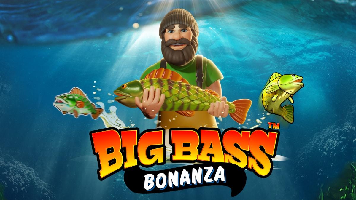 Bigg Bass Bonanza Video Slot Article Banner