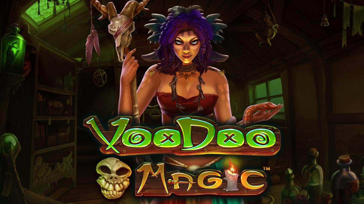Voodoo Magic Video Slot Article Banner