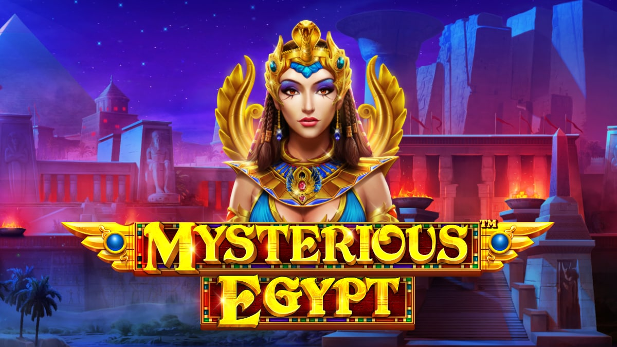 Mysterious Egypt Video Slot Article Banner