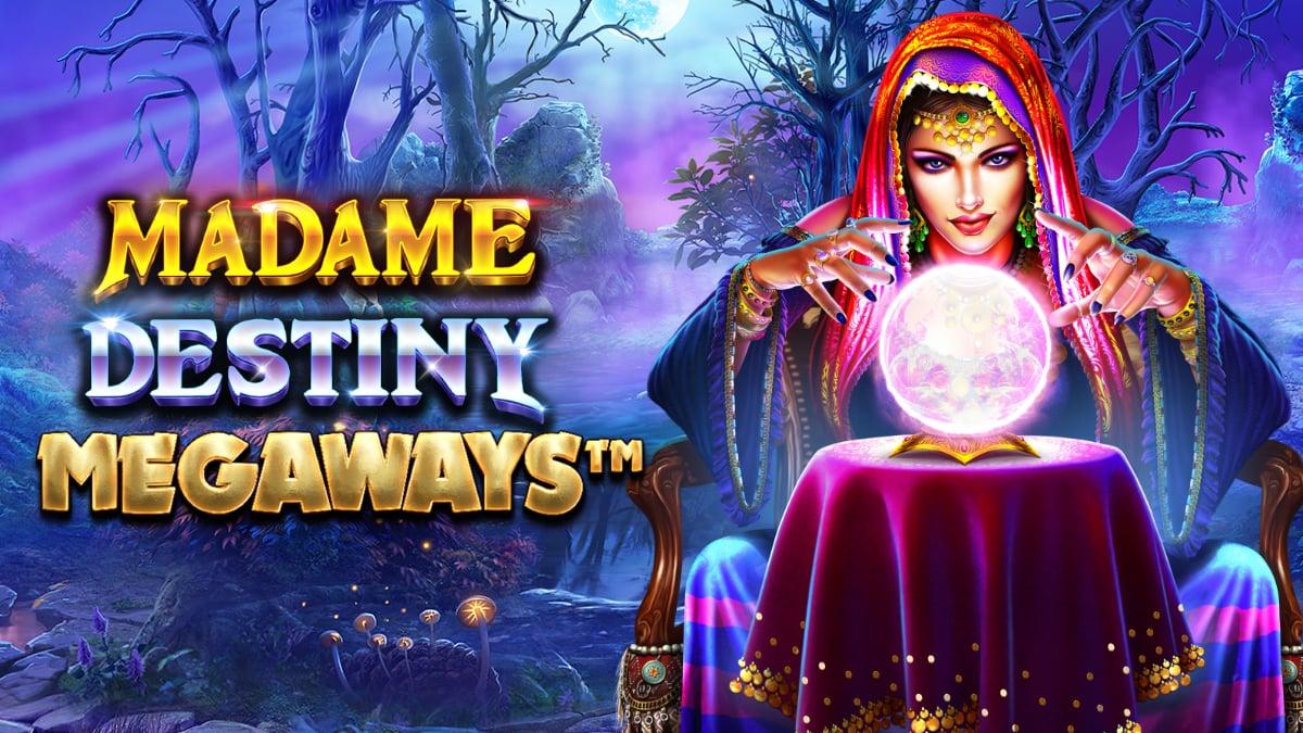 Madame Destiny Megaways Video Slot Article Banner