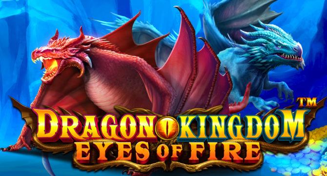 Dragon Kingdom Eyes Of Fire Video Slot Article Banner