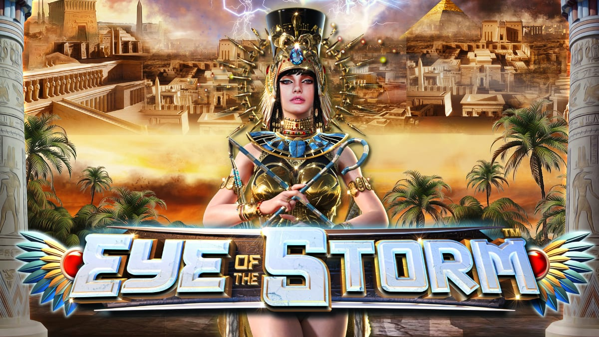 Eye of the Storm Video Slot Article Main Banner