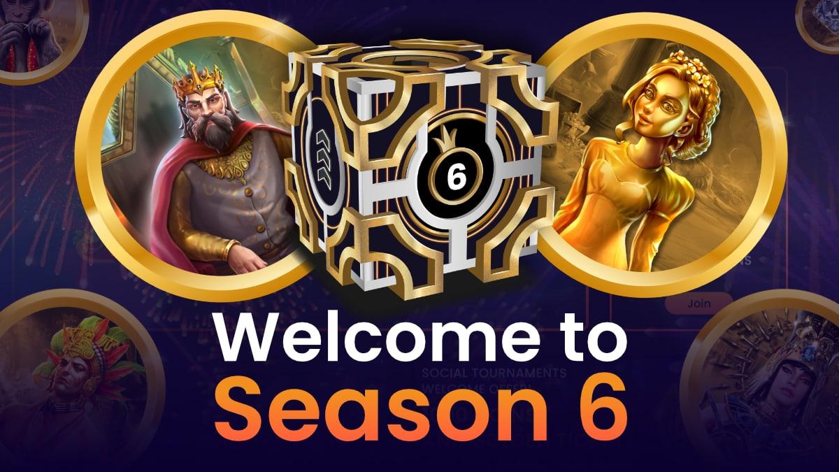 Social Tournaments Season 6 Free Slot Tournaments