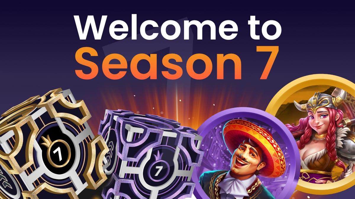 Welcome to Season 7 - Social Tournaments