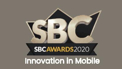 SBC Awards 2020, Innowacja mobilna