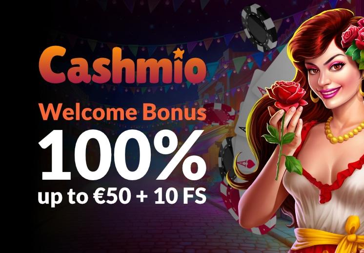 Welcome Cashmio Casino to Social Tournaments!