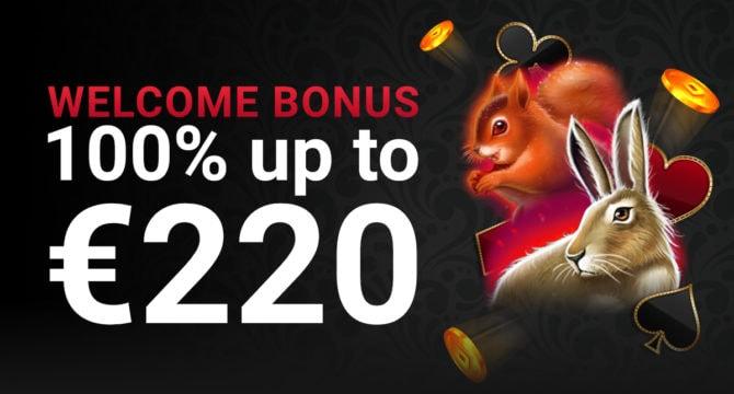 Royal Rabbit Online Casino Amazing Welcome Bonus