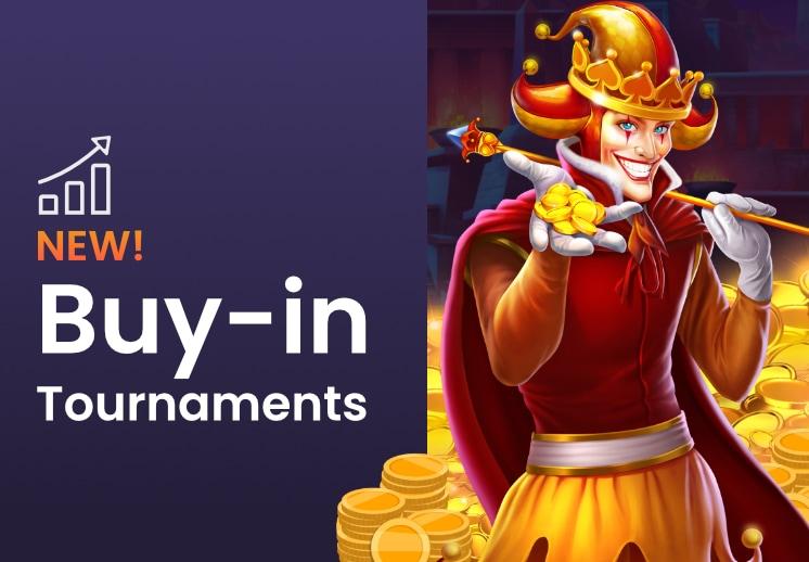 I Tornei con Buy In Progressivi sono arrivati su Social Tournaments!