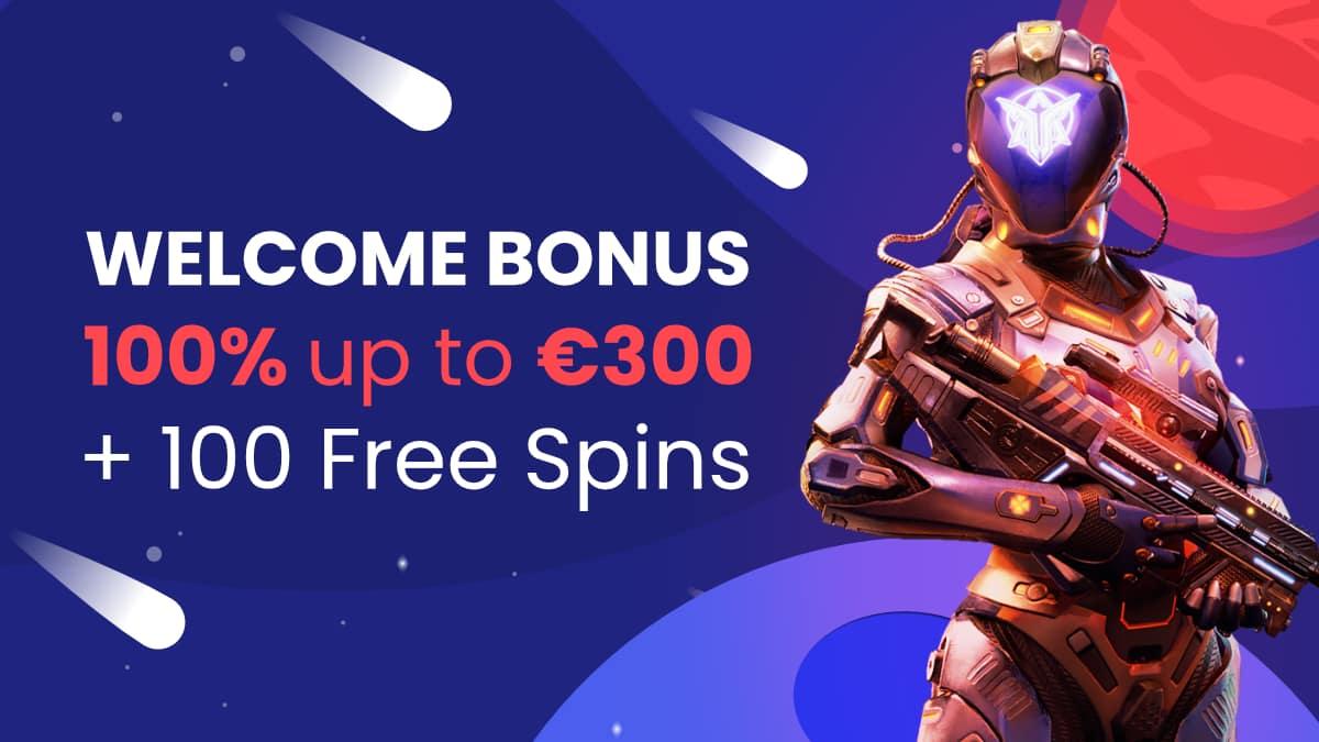 Evospin Online Casino Amazing Welcome Bonus