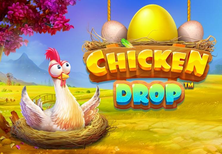 Chicken Drop - video slot release!