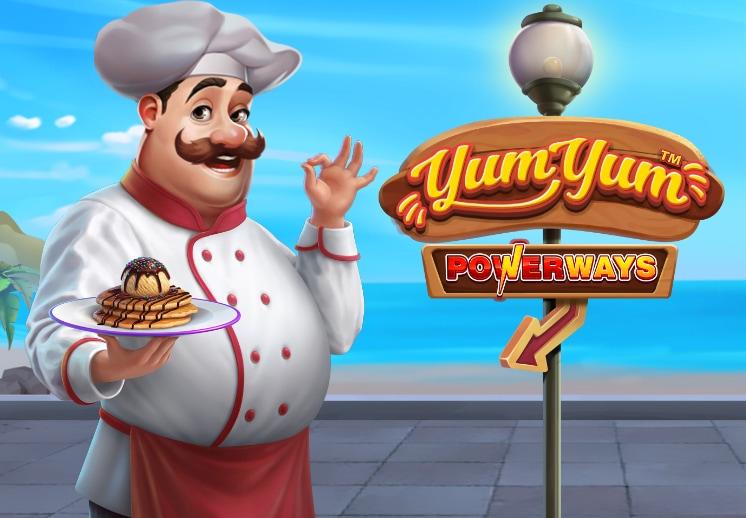 Yum Yum Powerways – nuova video slot!