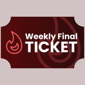 Week 42 Ticket