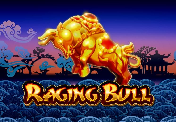 Raging Bull - video slot release!