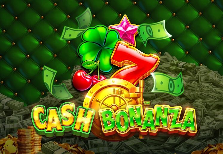 Cash Bonanza - lançamento de caça-níqueis!