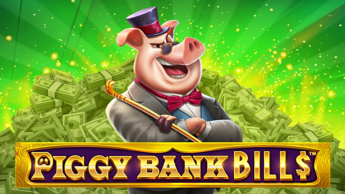 Piggy Bank Bills - videokolikkopelin julkaisu!