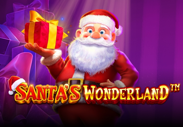 Santa's Wonderland от Pragmatic Play – Предварительный Анонс!