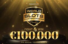 World Slots Championship – Ganhe € 100.000!