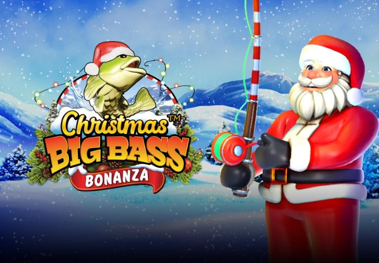 Christmas Big Bass Bonanza da Pragmatic Play – Antevisão!