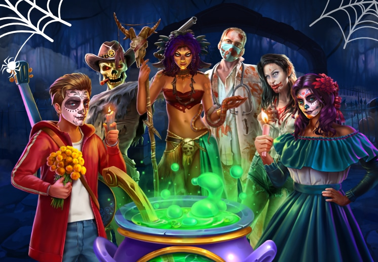 Horrors of Halloween - O Top 10 de Slots da Pragmatic Play